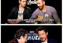 Avengers ✌️ (Marvel)