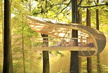 Awsome treehouses