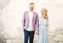 What to Wear: Engagement Sessions