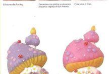 Foto-Tutoriales Miniaturas Pasta Polimerica