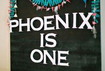 Phoenix's first bday