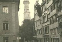 Ulm/Neu-Ulm von damals ...