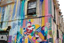 DESIGN : Street Art