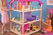 casas para muñecas