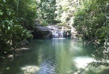 Thailande : Cascades Erawan