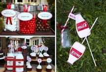 Party Themes  / by Delonna @ Creative Nannies