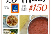 Divine Consign - Thrifty food and meal plans
