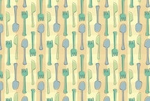 My Spoonflower fabric / by Kristy Visser