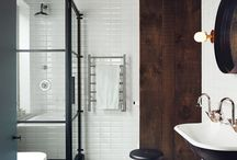 Bathrooms/shower rooms/wet rooms