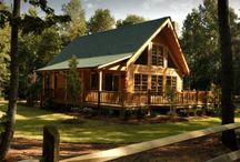 Cottages and Log Homes