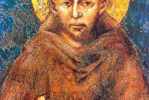 VII. osztály - Assisi Szent ferenc- A ferences lelkiség / Ez a tábla segíti a tanulókat abban, hogy még többet megtudjanak Szent Ferencről, ugyanakkor az álta alapított rendről.  Szeretném bemutatni azt nekik, hogy a ferences szerzetesek nem unalmas és komor emberek, hanem tele vannak élettel és vidámsággal.