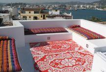 Marokkaans terras