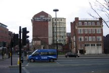 Built environment (bricks) / Examples of interesting buildings, architectural features, interiors, etc...