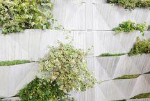 Planter walls