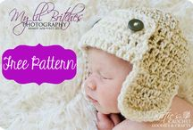 Crochet Patterns Designed by KatiesCrochetGoodies.com / All of these crochet patterns & crochete stitch tutorials were created by Katie from KatiesCrochetGoodies.com - Want to learn to crochet? You can do that at Katie's Crochet Goodies website for free!