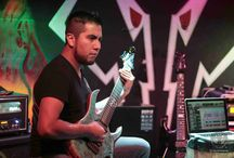 Clinica de guitarra Anima Tempo / Gracias a Gian y Dante Granados por permitirnos escuchar su especial e increible musica!!!
