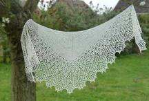 Lace shawl love / Lace shawl knitting patterns