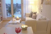 Living Room Ideas / by Kathy Bender