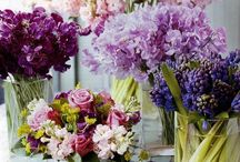 Flower centre piece
