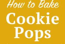 cookie pops
