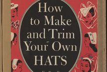 Historical Hat How-Tos