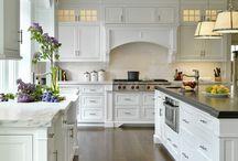 Kitchen / Inspiration for new kitchen