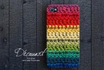Cell Phone Case Crochet
