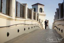 Hyatt Huntington Beach Wedding / Beach wedding with sophistication and surfer style