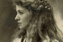 woman vintage