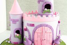 tartas castillos