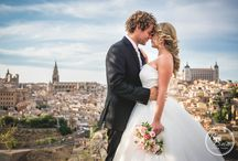 Weddings / Beautiful photos of brides and grooms on wedding day by Ron Lima Wedding Images