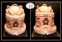 Baby cakes / Cakes for girls and boys