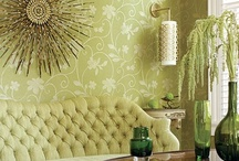 Interior Color-Green