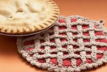 Crochet Kitchen / by Bekah Martinez Johnson