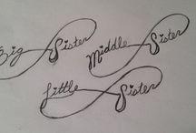 Sis tattoo