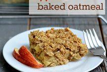 THM Breakfast / Healthy foods
