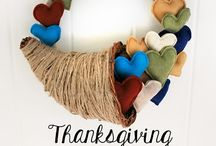 Thanksgiving / Thanksgiving crafts, decor, and food!