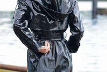 TV raincoats