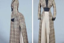Historical clothes inspirations