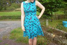 Sabrina Dress / by By Hand London
