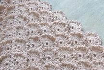 Crochet -- Shawls & Shawlettes / by Diane Myers-Mosher