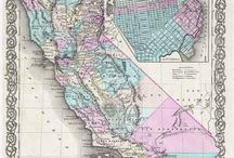 California Old Maps
