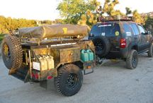 4wd camping setups