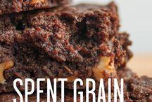 Homebrew- spent grain flour