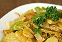 Chinese/Stir fry / by Leslie K