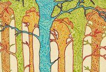 Зен_Деревья