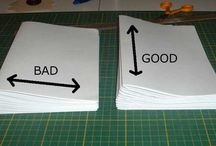 Bookbinding & editorial