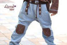chlapčenské tepláky nohavice