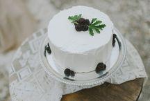 свадьба. торт