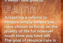 Hospice Myths & Truths
